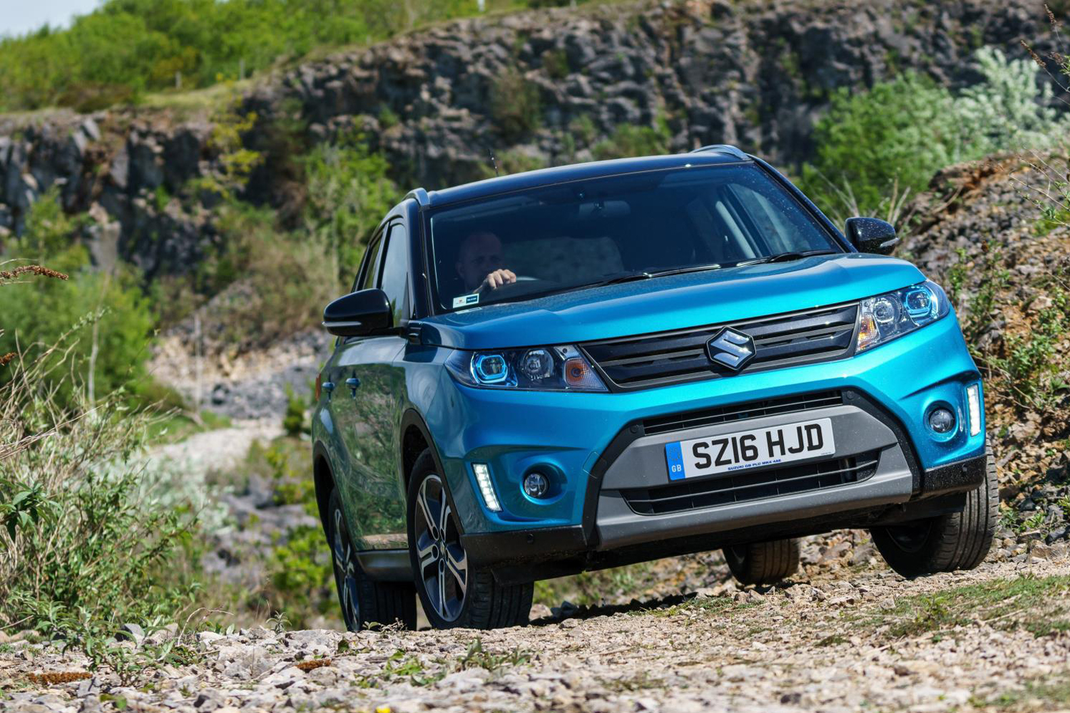 Suzuki Vitara S Insurance Group