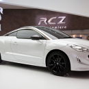 Peugeot RCZ review 2010