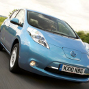 Nissan Leaf review 2010