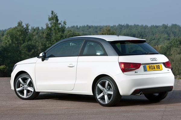 Audi A1 Review 2010