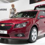 Chevrolet Cruze compact Hatchback