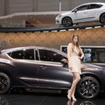 Citroen DS4 compact hatchback