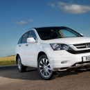 Honda CR-V review 2012