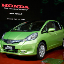 Honda Jazz Hybrid review 2011