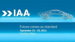 IAA Motorshow Frankfurt 2011