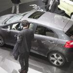 Kia Rio subcompact hatchback