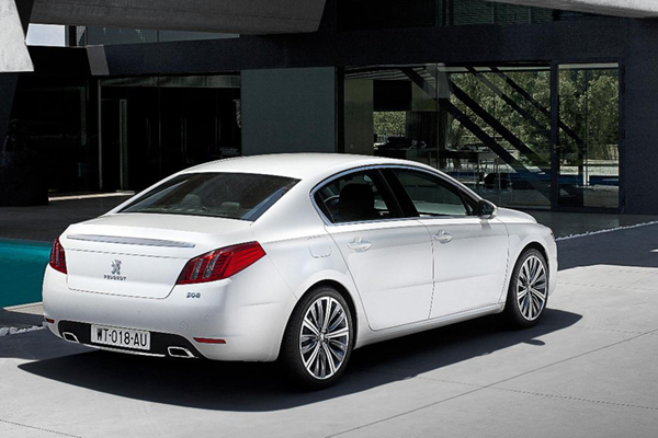 Peugeot 508 Allure review 2012