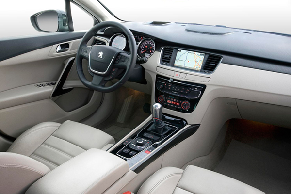 Peugeot 508 Gt Review 2011