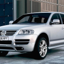 VW Touareg review 2011