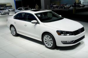 Volkswagen Passat (US version)