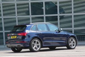 Audi SX5 review 2013