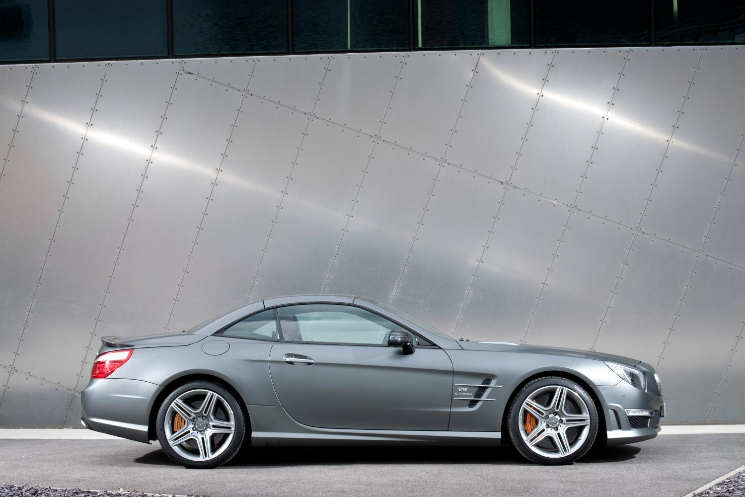 Mercedes Benz Sls Amg Review >> Mercedes SL 63 AMG review 2013