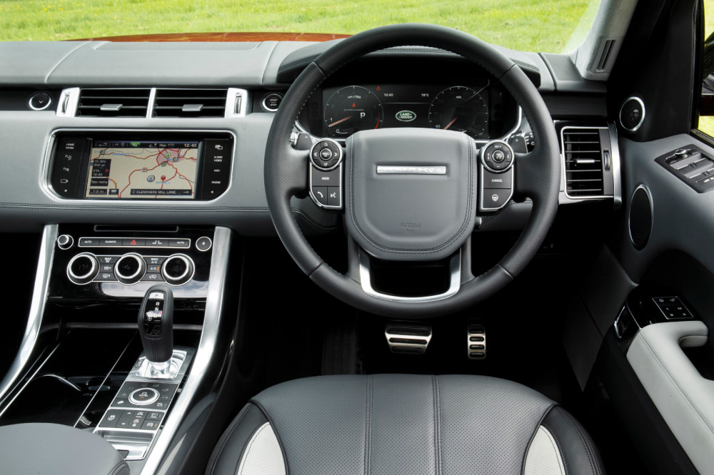 Range Rover Sport review 2013