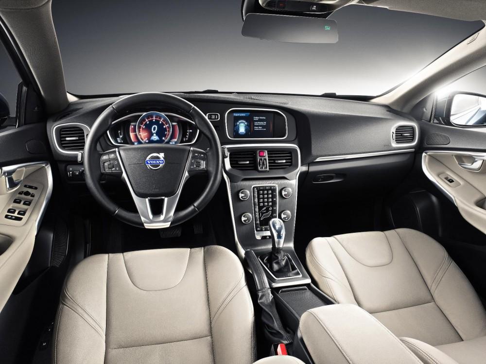 Volvo V40 review 2013