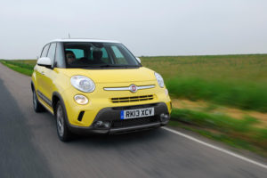 Fiat 500L Trekking review