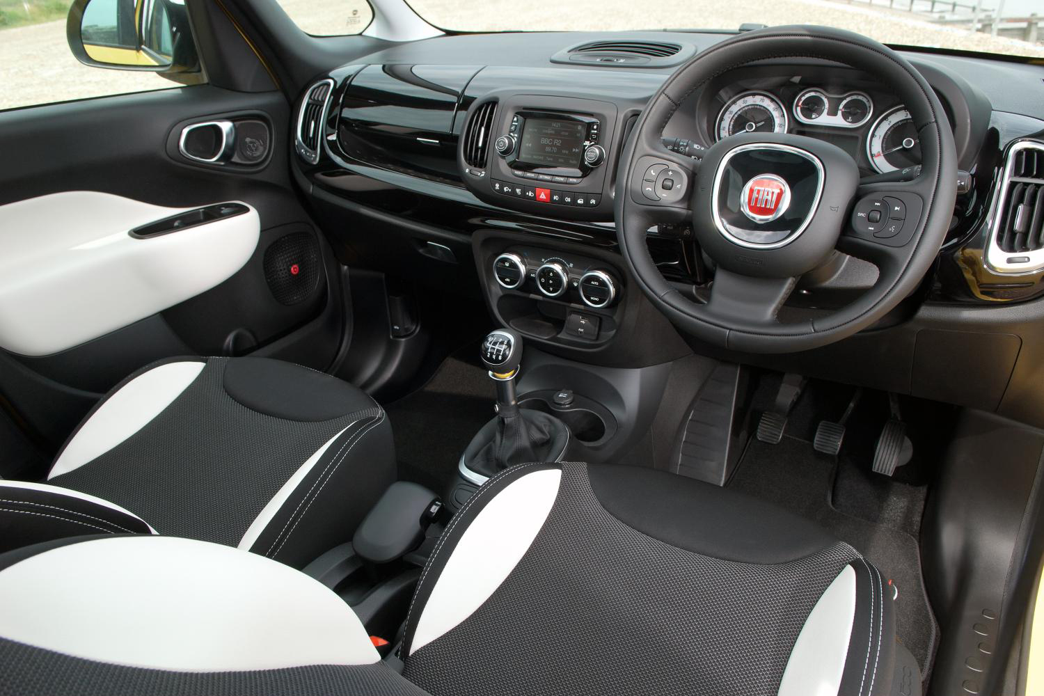 Fiat 500l Trekking Review