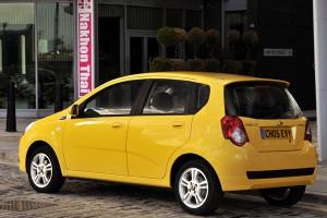 Chevrolet Aveo review 2008