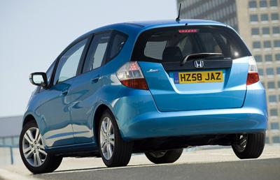 Honda Jazz review