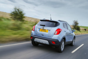 Vauxhall Mokka review 2013