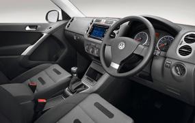 VW Tiguan review