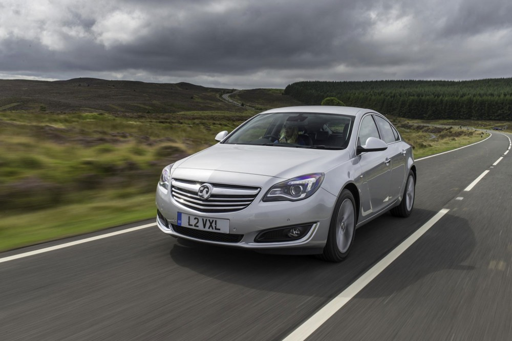 Vauxhall Opel Insignia review