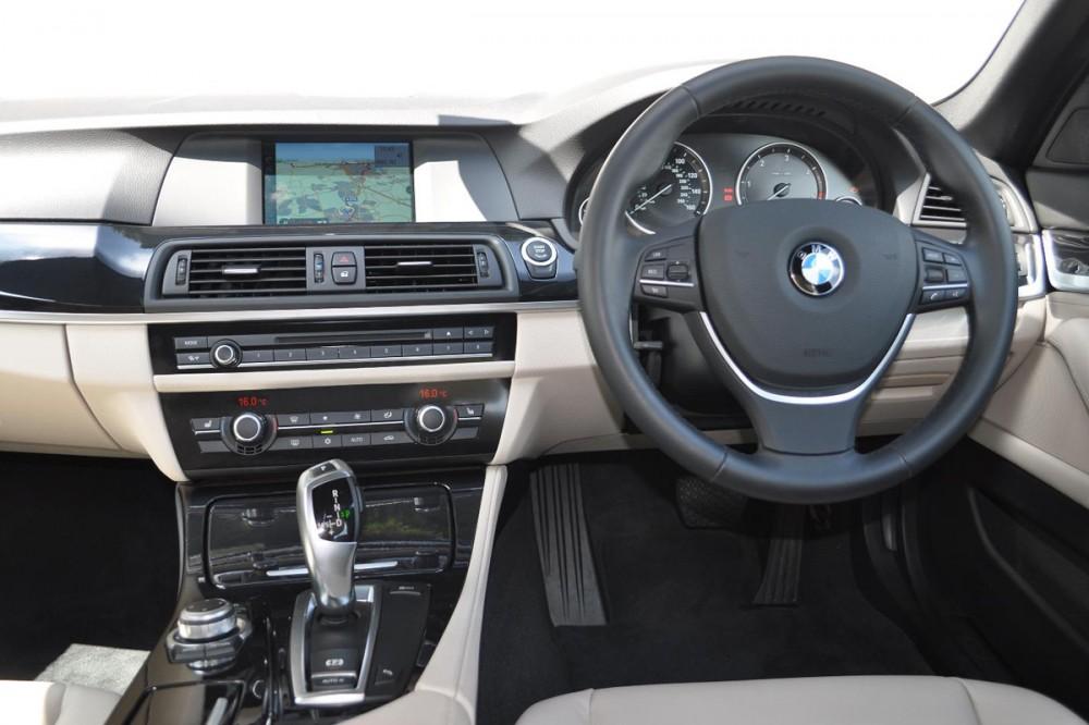BMW 520d SE review