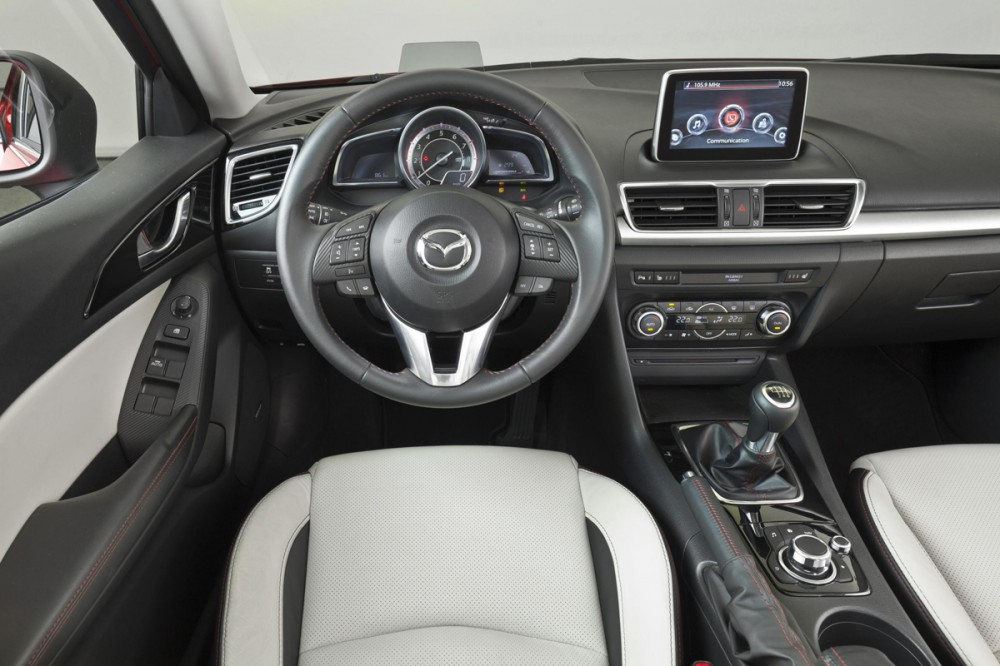 Mazda3 review