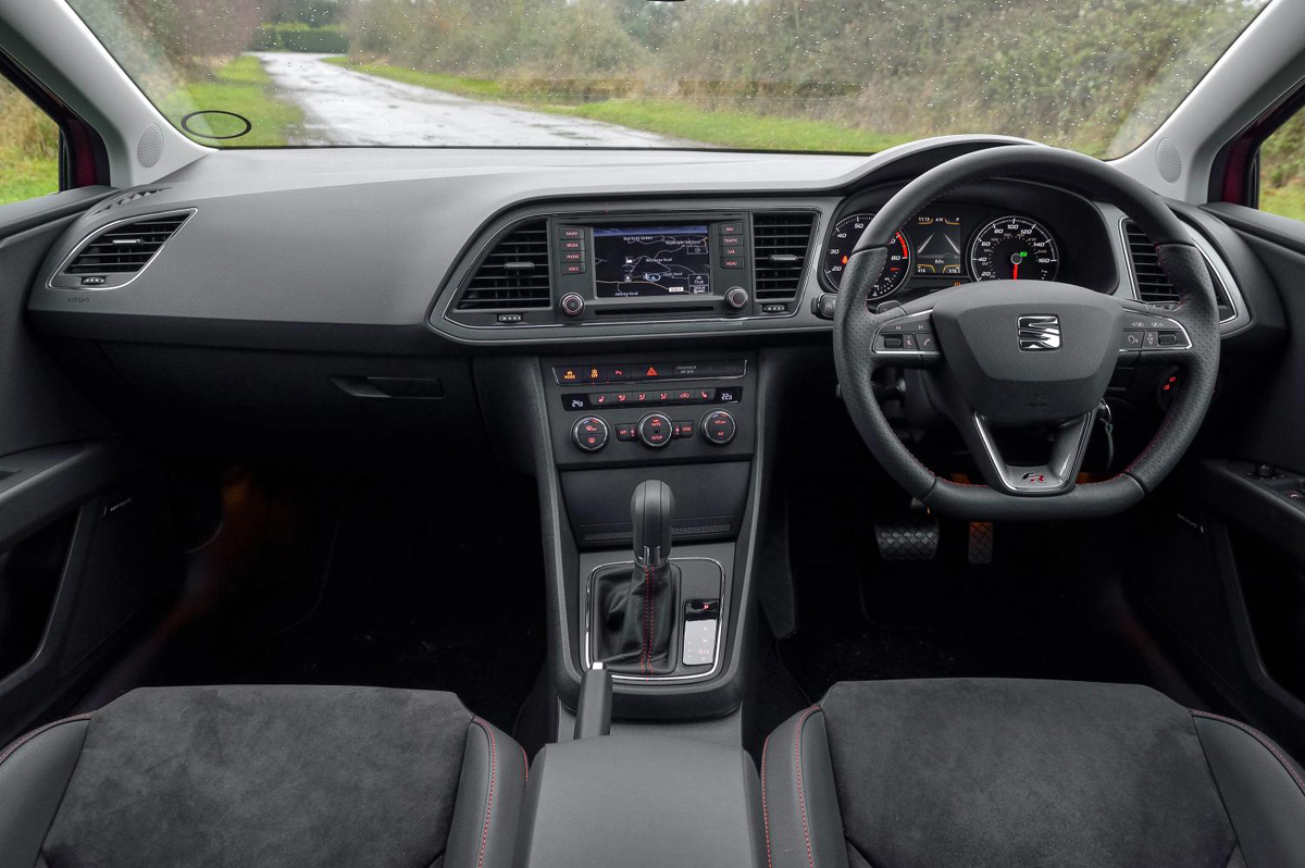 Seat leon st review 2014 - Seat leon interior ...