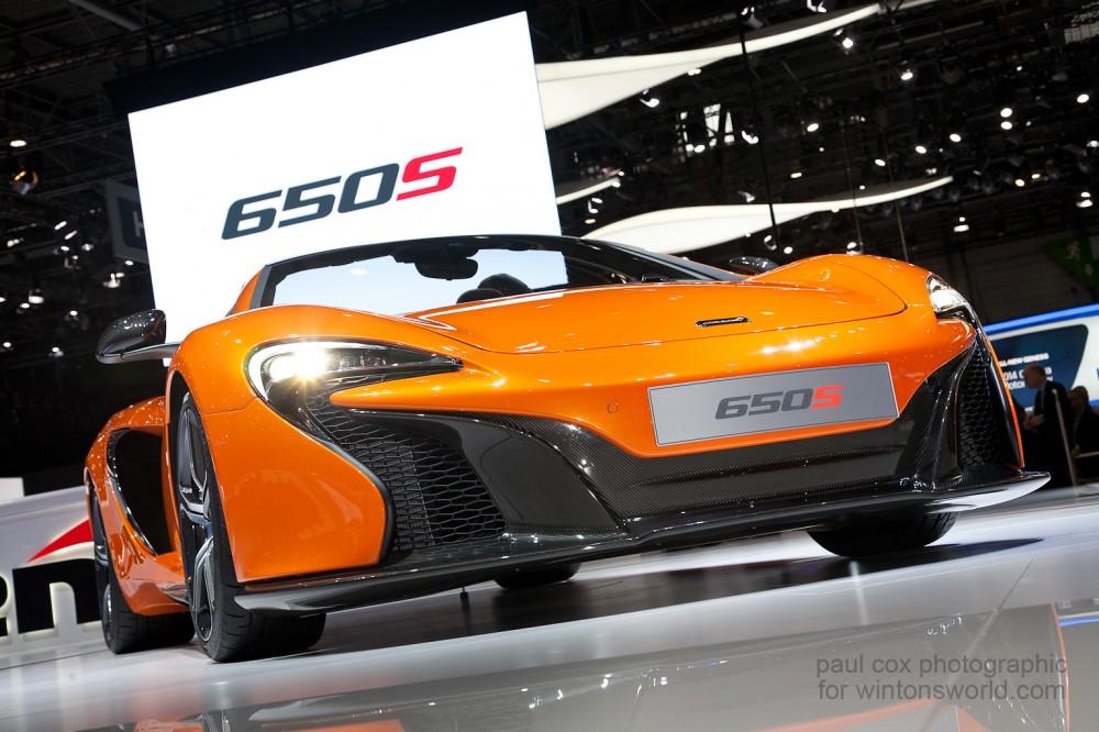 McLaren 650-S