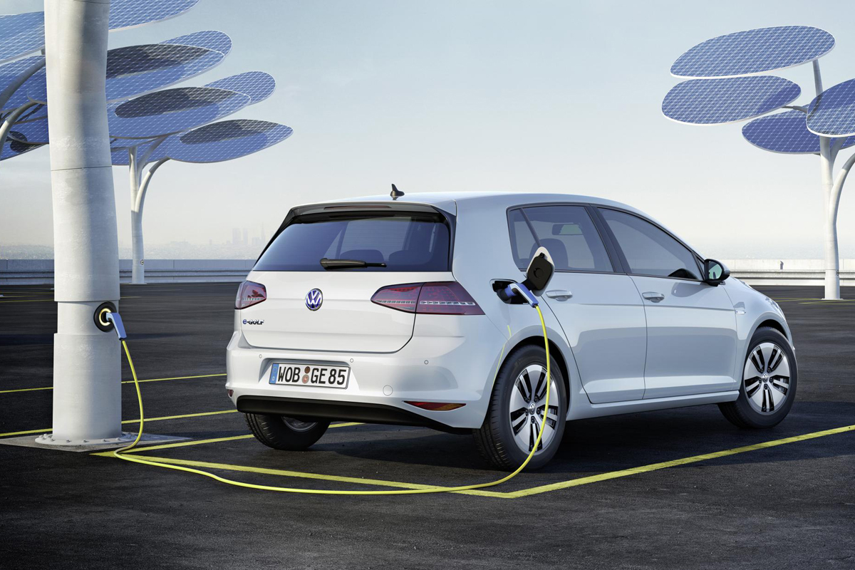 Vw Battery Only Golf A Stop Gap Before Plug In Hybrid Arrives