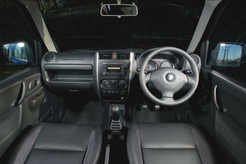 Suzuki Jimny Review 2014