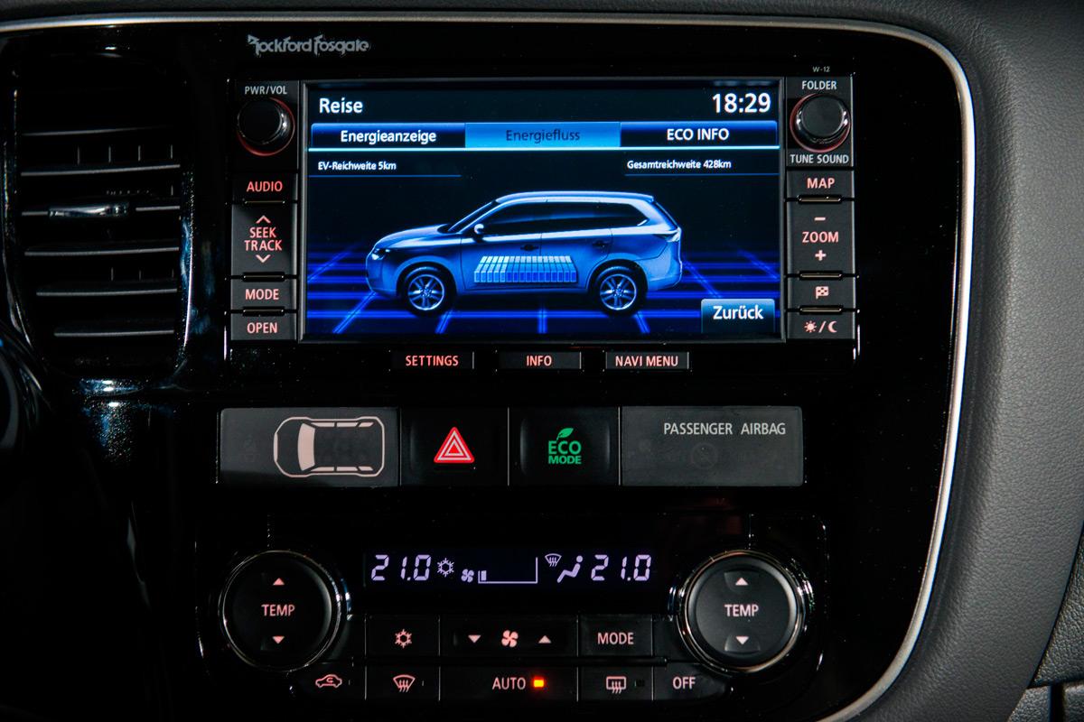 Mitsubishi outlander phev review 2014 - Mitsubishi outlander 2014 interior ...