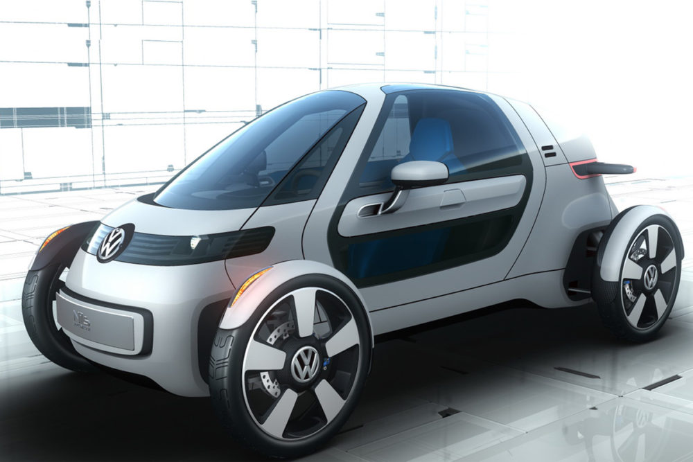 VW Nils - W Takes On A More Modest View Of The Future