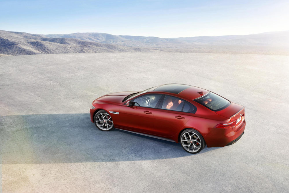 Jaguar XE Favoured To Succeed Despite Mighty Germans