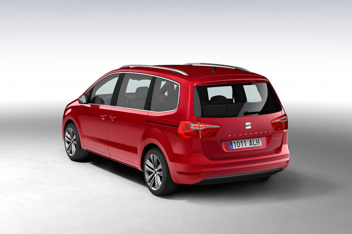 seat alhambra review 2014. Black Bedroom Furniture Sets. Home Design Ideas