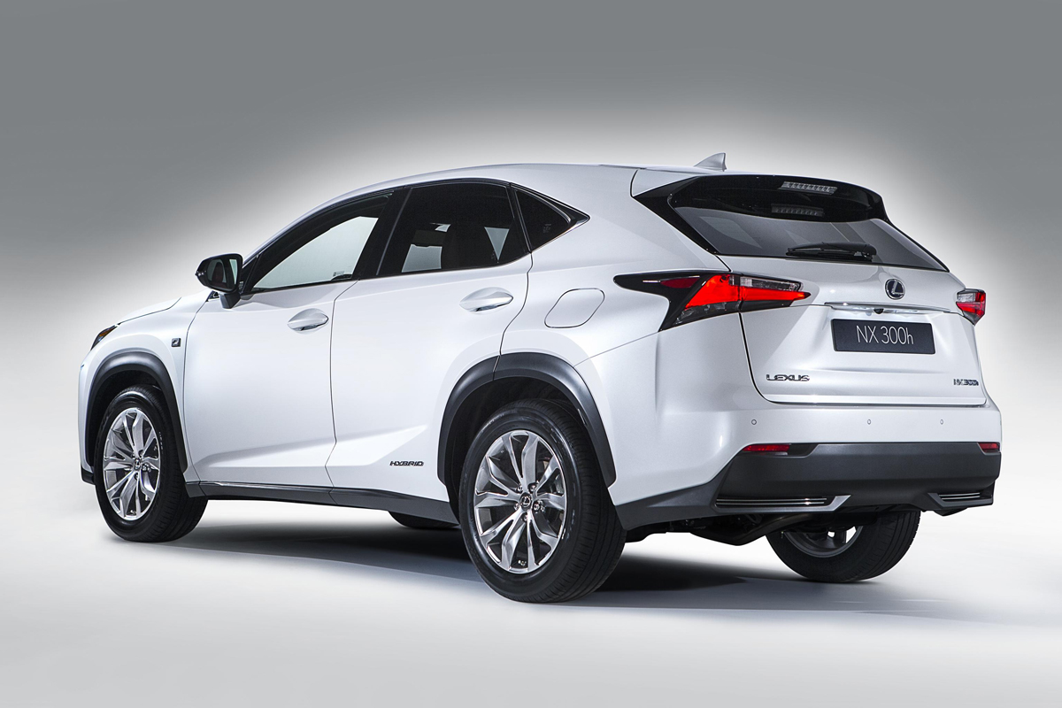 lexus nx300h review 2014. Black Bedroom Furniture Sets. Home Design Ideas