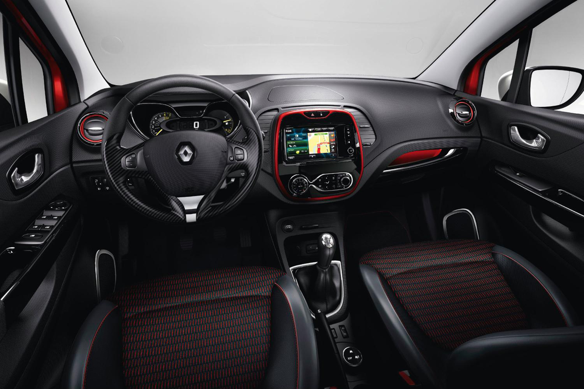 Renault Captur Review 2014