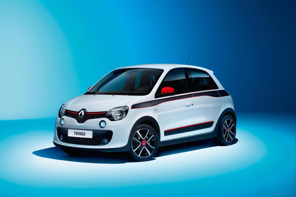 Renault Twingo Review 2014