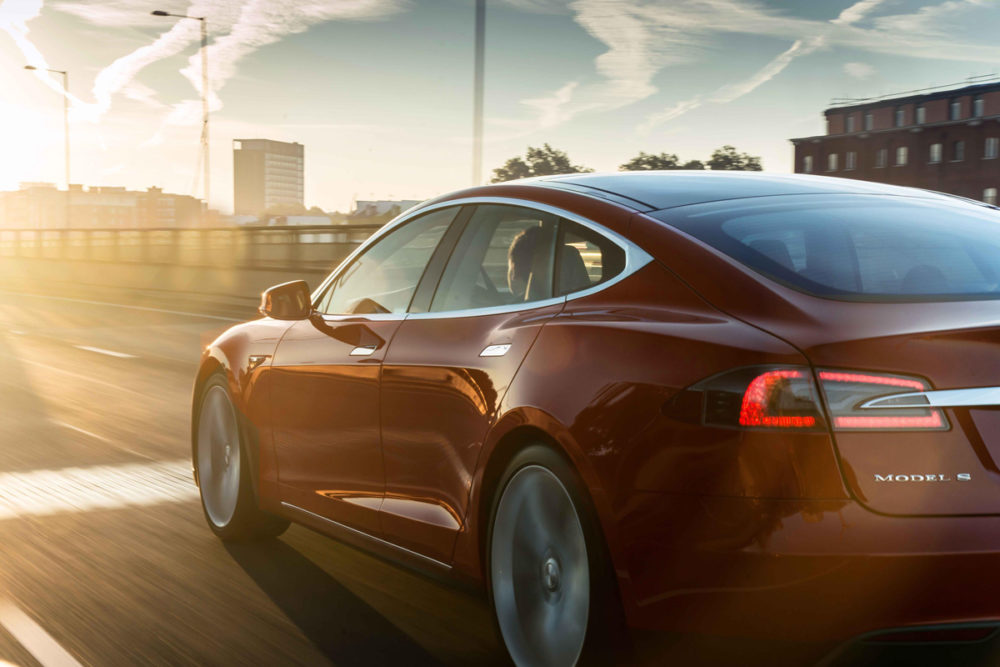 Tesla Model S Review 2014