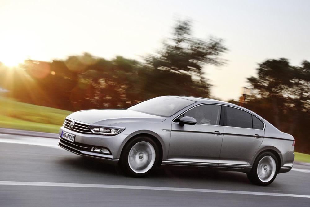 Volkswagen Passat Review 2014