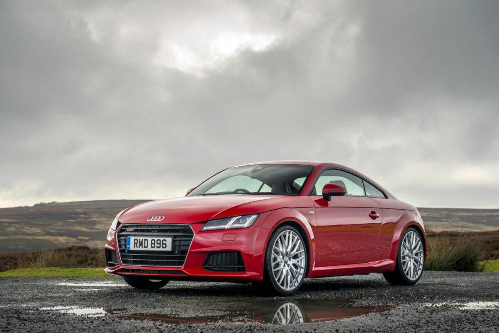 Audi TT Review 2014