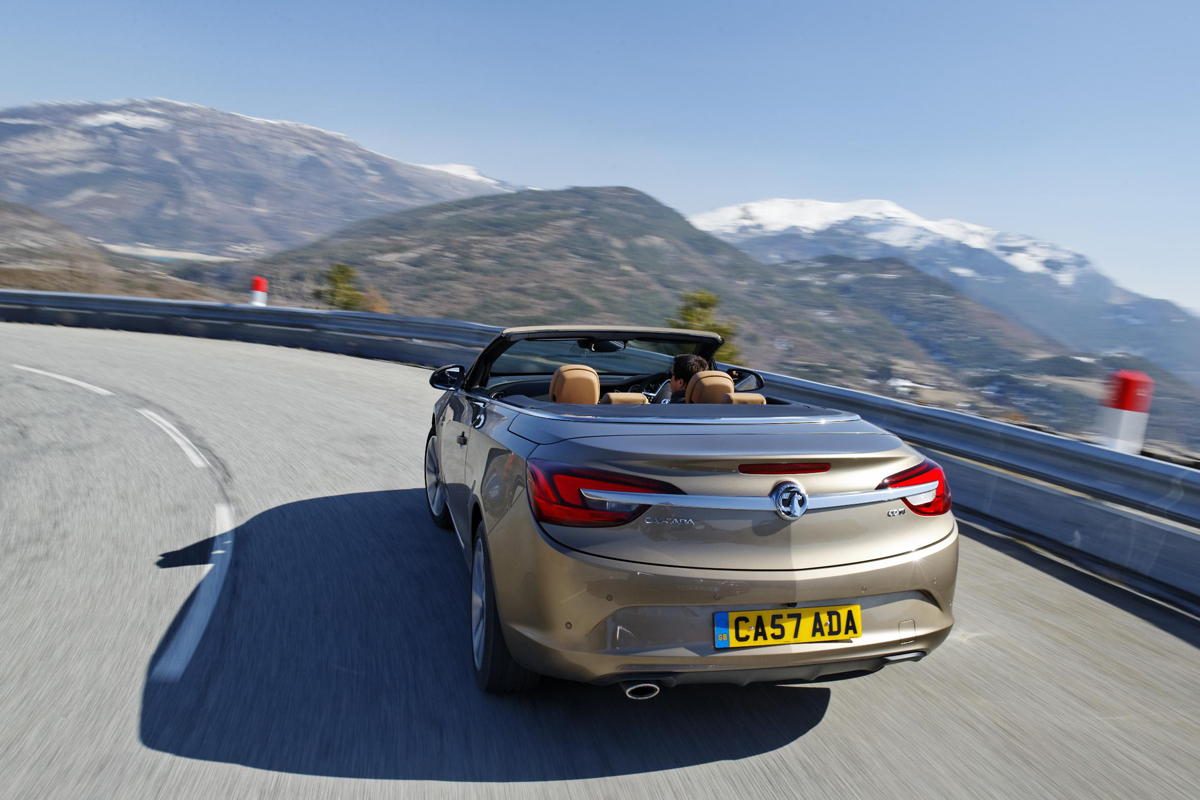 Vauxhall cascada review 2014 sciox Image collections