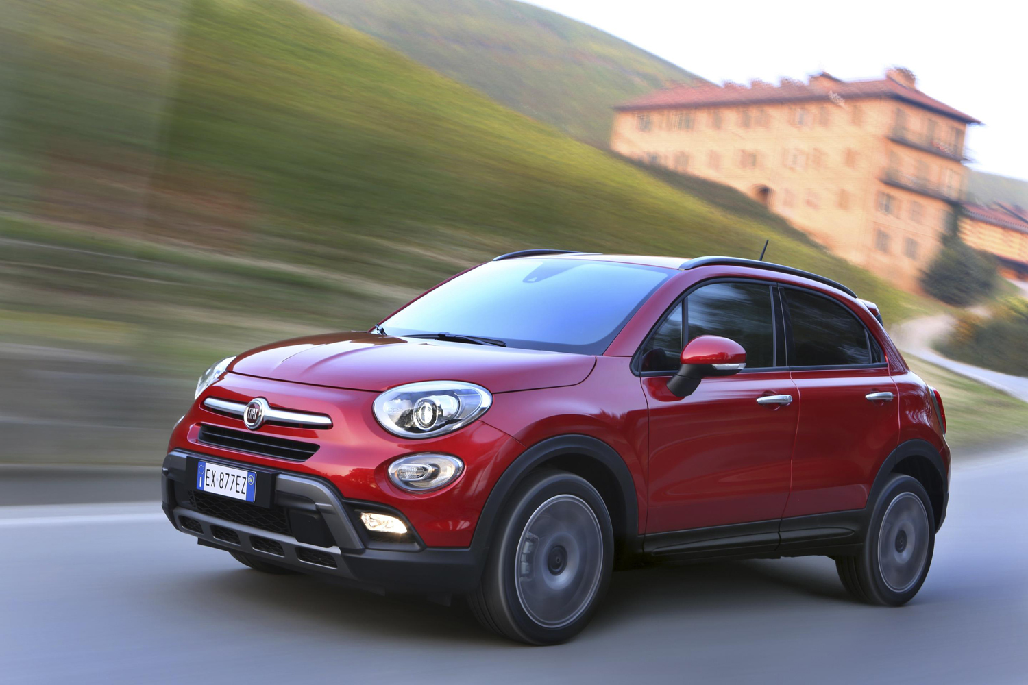 fiat 500x review 2014. Black Bedroom Furniture Sets. Home Design Ideas