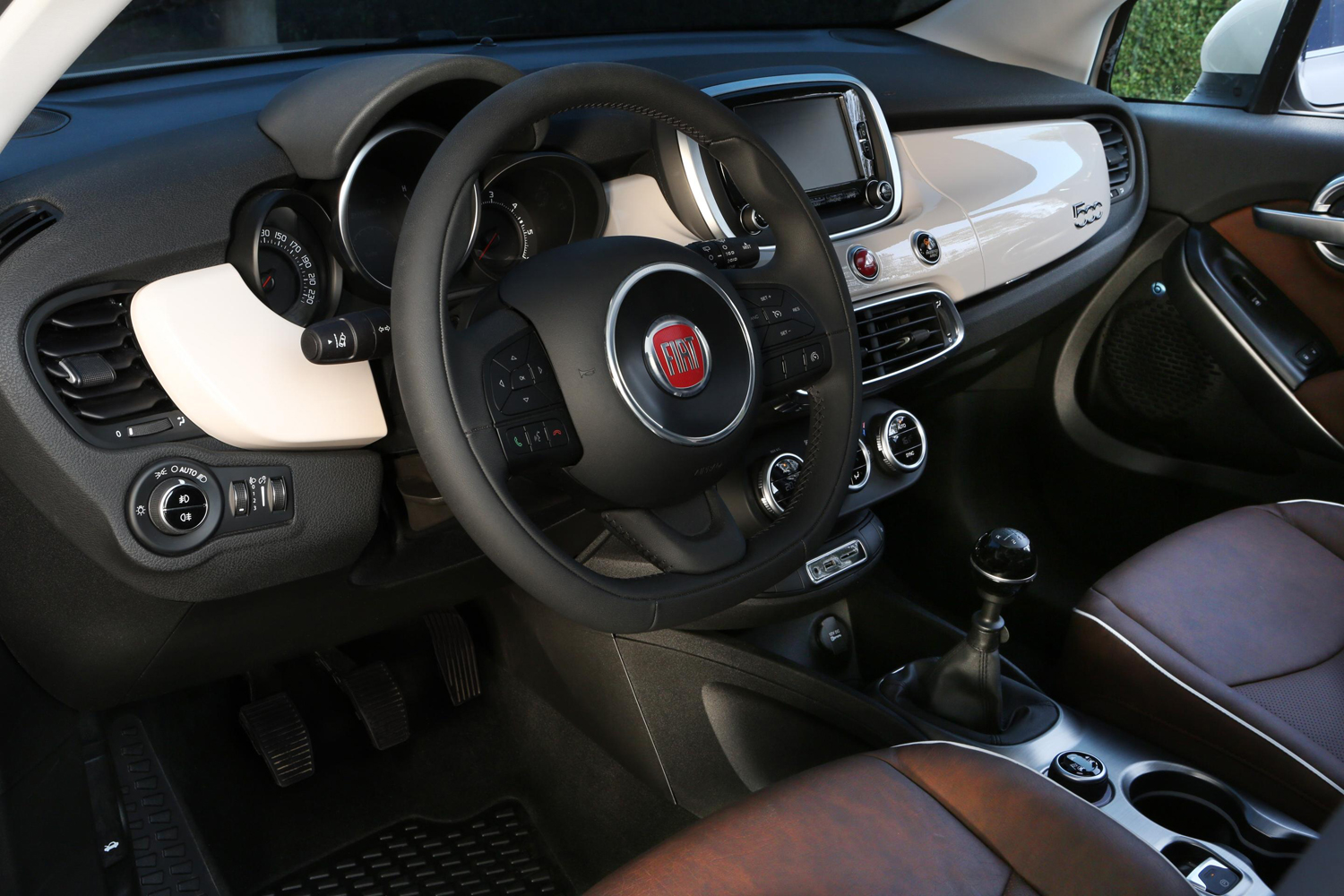 Fiat 500x review 2014 for Fiat 500x interieur