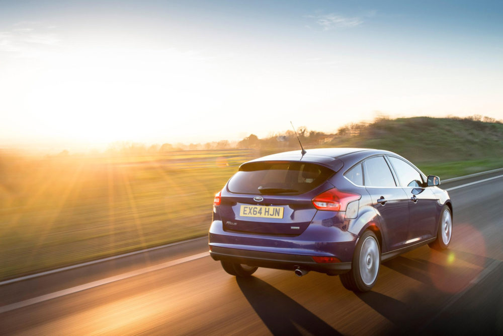 Ford Focus Review 2014