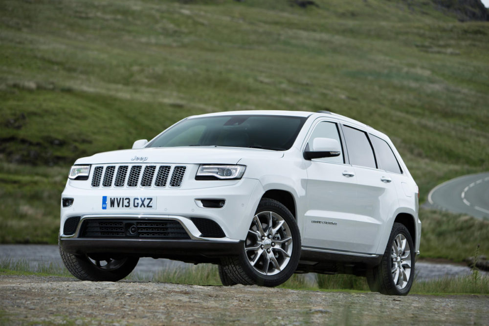 Jeep Grand Cherokee Review 2015