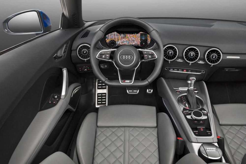 Audi TT Roaster
