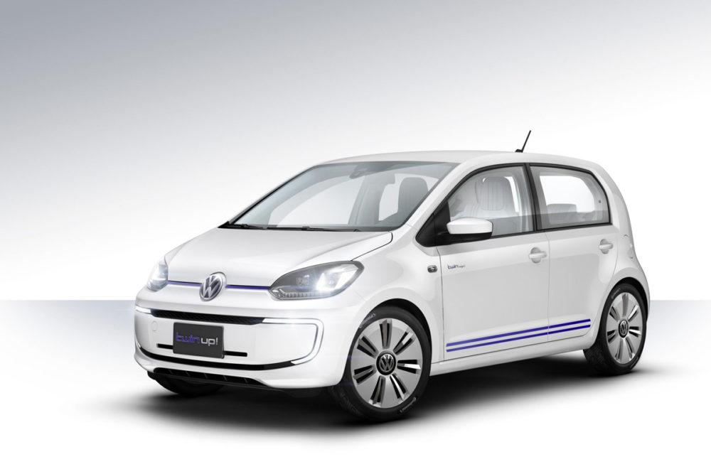 VW UP - Weak Euro Should  Boost German Small Car Profits
