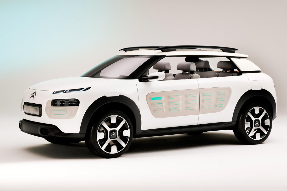Citroen C4 Cactus Review 2015