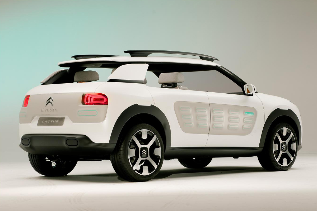 citroen c4 cactus review 2015. Black Bedroom Furniture Sets. Home Design Ideas